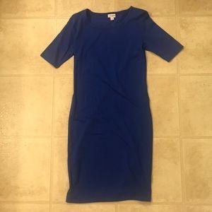 LuLaRoe basic quarter sleeve dress.